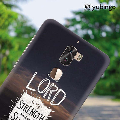 In Lord My Heart Trusts Back Cover for Coolpad Cool 1-Image4