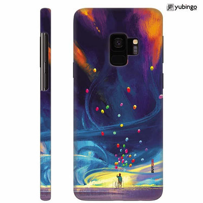 In The Sky Back Cover for Samsung Galaxy S9