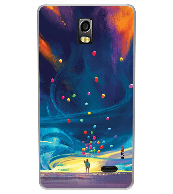 sale retailer 821d0 b8209 In The Sky Back Cover for LYF Water 10
