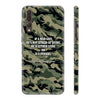Indian Army Quote Back Cover for Huawei P20 Pro