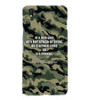 Indian Army Quote Back Cover for OnePlus X