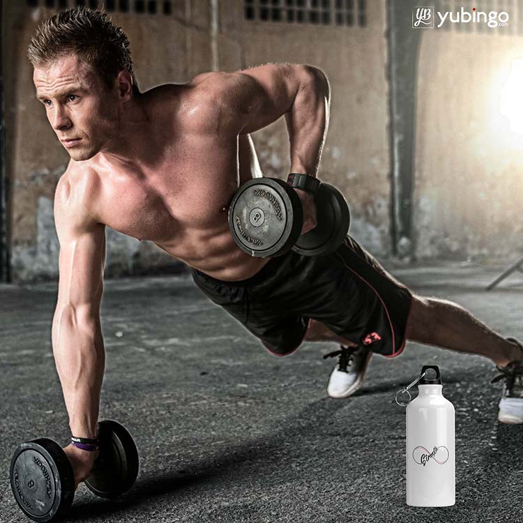 Infinite Strength Water Bottle