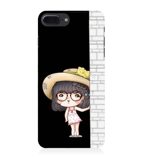 Innocent Girl Back Cover for Apple iPhone 7 Plus