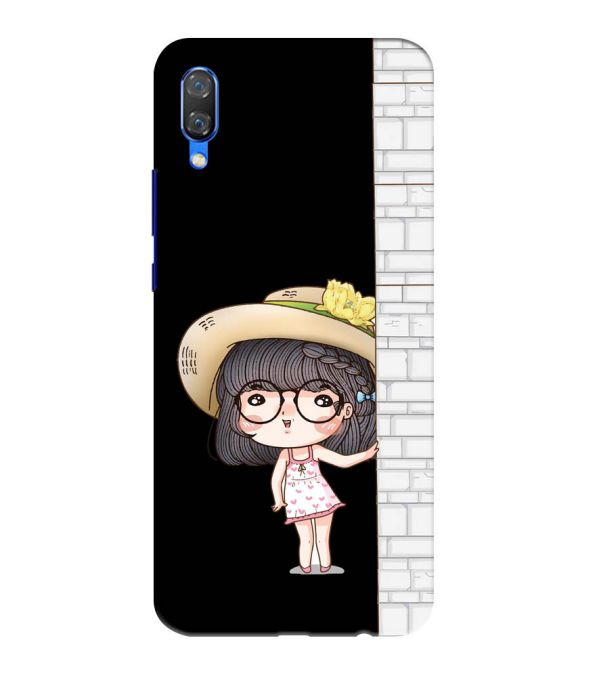 Innocent Girl Back Cover for Huawei Nova 3
