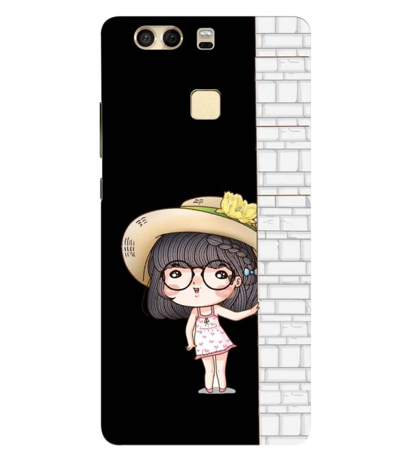 Innocent Girl Back Cover for Huawei P9
