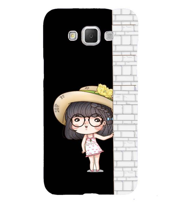 Innocent Girl Back Cover for Samsung Galaxy Grand Max G720