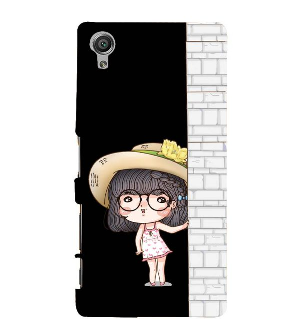 Innocent Girl Back Cover for Sony Xperia X
