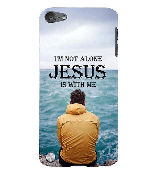 Jesus is with Me Back Cover for Apple iPod Touch 5