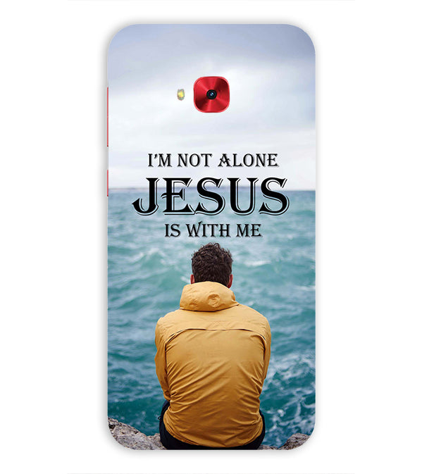 Jesus is with Me Back Cover for Asus Zenfone 4 Selfie Pro ZD552KL