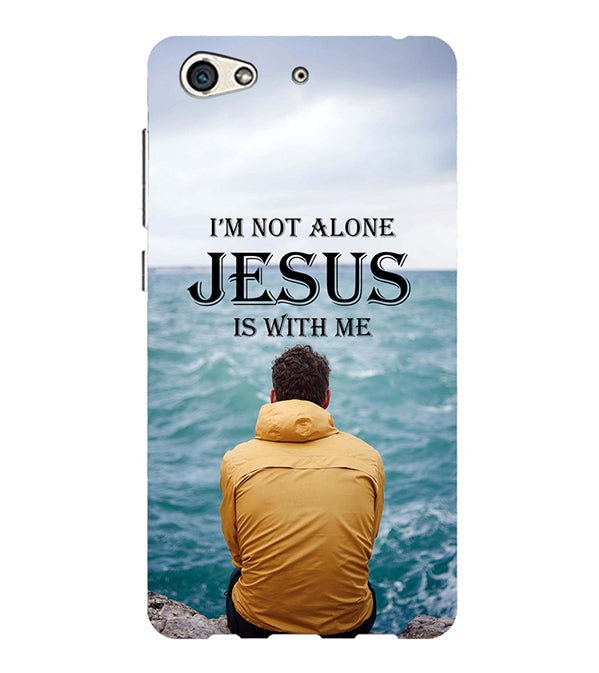 Jesus is with Me Back Cover for Gionee S10