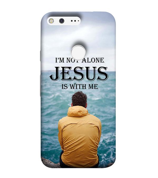 Jesus is with Me Back Cover for Google Pixel