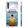 Jesus is with Me Back Cover for Huawei P20 Pro