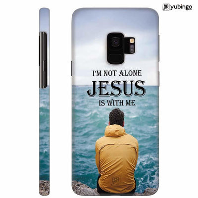 Jesus is with Me Back Cover for Samsung Galaxy S9