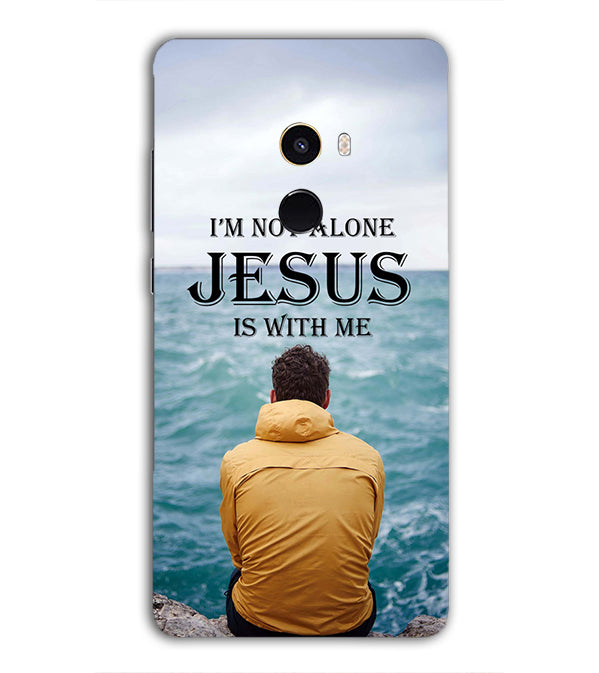 Jesus is with Me Back Cover for Xiaomi Mix 2