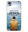 Jesus is with Me Back Cover for Karbonn Aura Note 4G