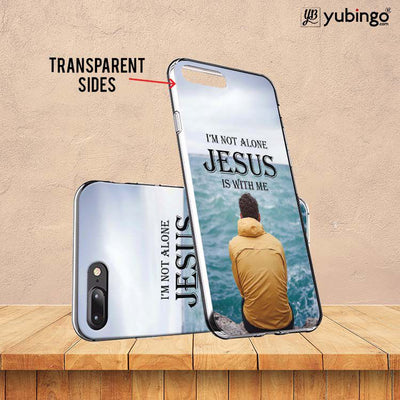 Jesus is with Me Back Cover for Karbonn Aura Note 4G-Image3