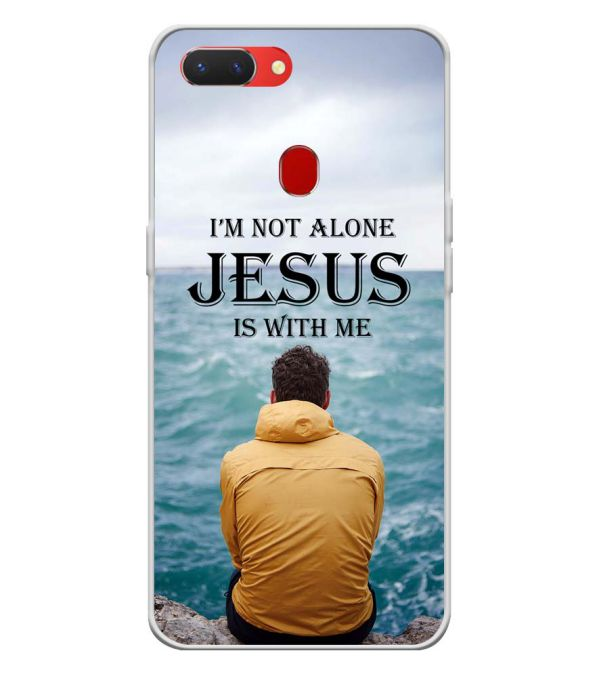 Jesus is with Me Back Cover for Oppo Realme 2-Image3