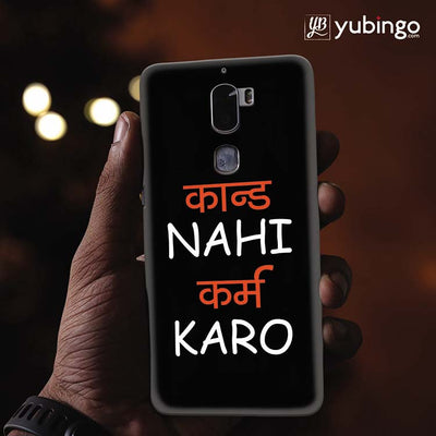 Karm Karo Back Cover for Coolpad Cool 1-Image2
