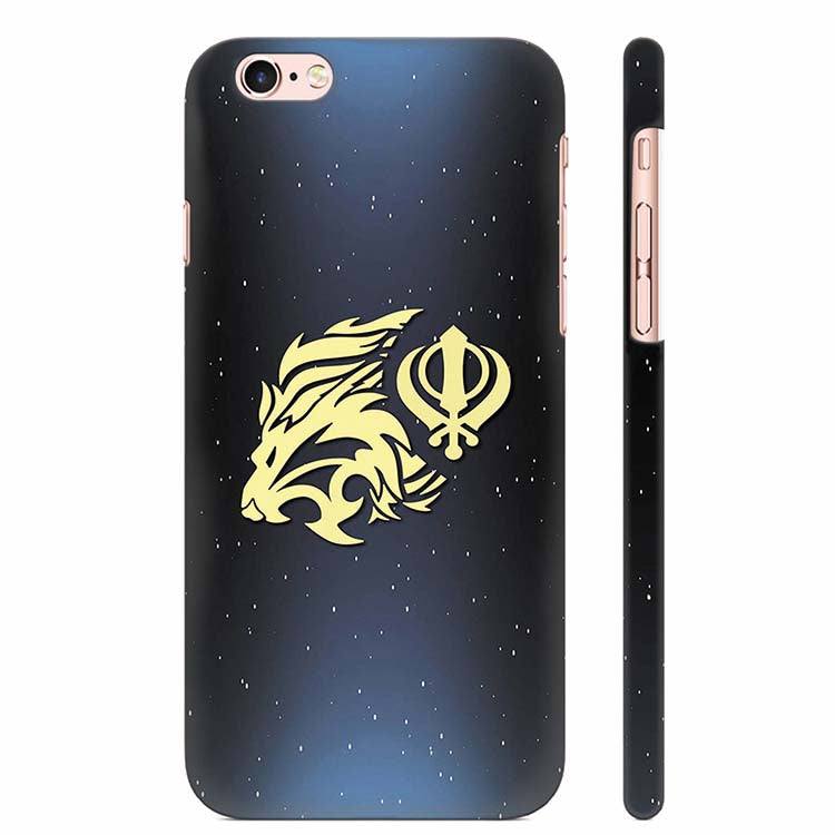 Khanda Sahib Back Cover for Apple iPhone 6 Plus and iPhone 6S Plus