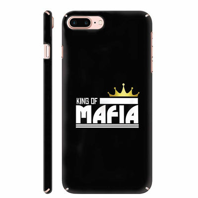 King of Mafia Back Cover for Apple iPhone 8 Plus