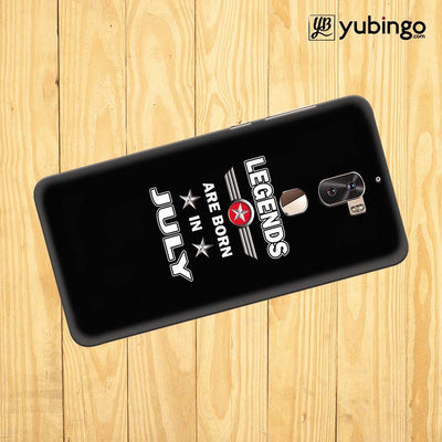Legends Customised Back Cover for Coolpad Cool 1-Image3