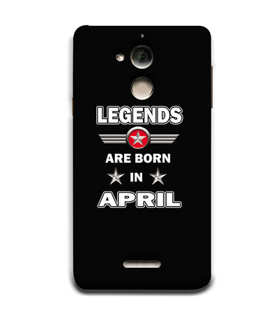 Legends Customised Back Cover for Coolpad Note 5-Image2