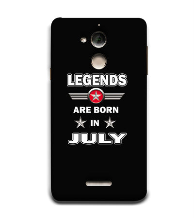 Legends Customised Back Cover for Coolpad Note 5-Image3