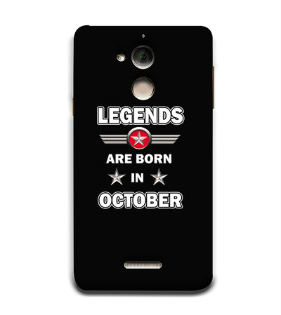 Legends Customised Back Cover for Coolpad Note 5-Image4