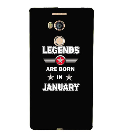 Legends Customised Back Cover for Gionee Elife E8