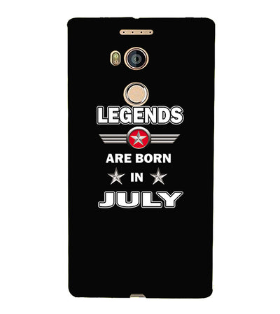 Legends Customised Back Cover for Gionee Elife E8-Image3