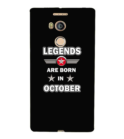 Legends Customised Back Cover for Gionee Elife E8-Image4