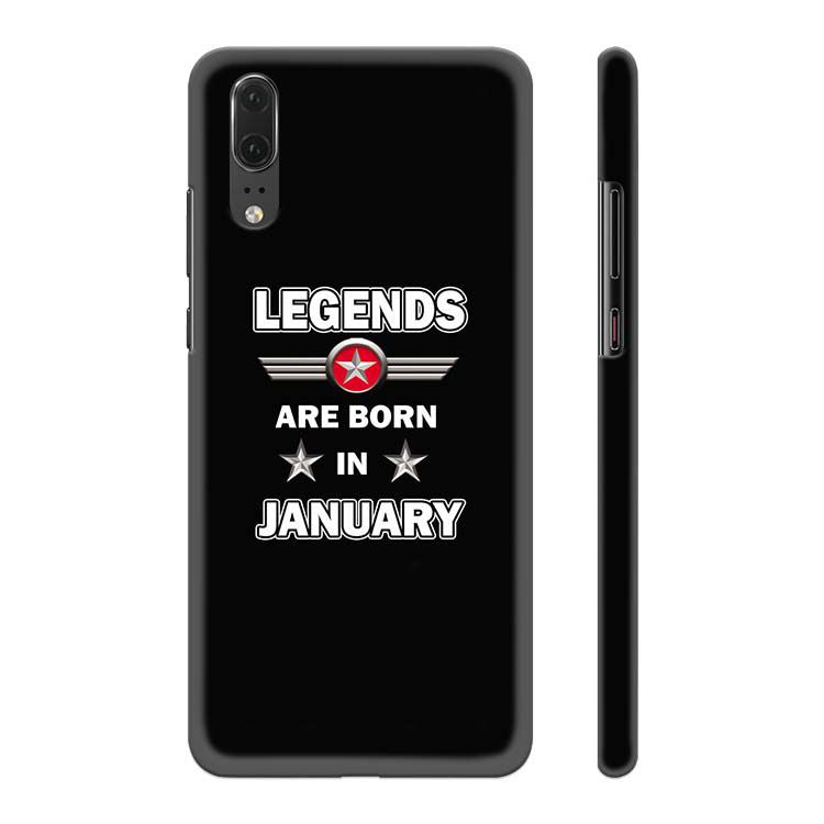 Legends Customised Back Cover for Huawei P20
