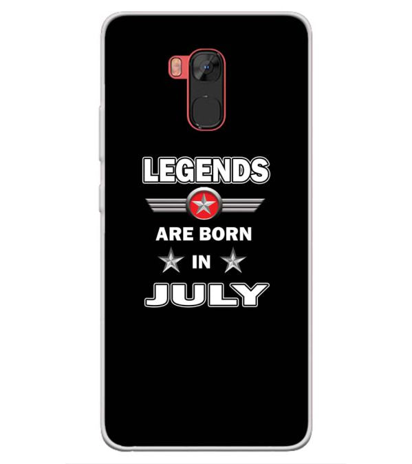 Legends Customised Back Cover for Infinix Note 5 Stylus-Image3