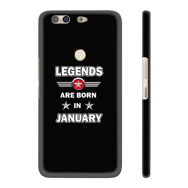 factory authentic 2708c fe373 Legends Customised Back Cover for Infinix Zero 5