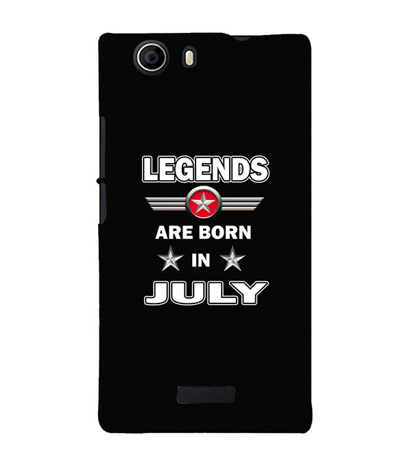 new styles 98ec6 ea9c0 Legends Customised Back Cover for Micromax Canvas Nitro 2 E311