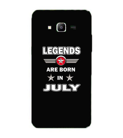 Legends Customised Back Cover for Samsung Galaxy J2 Prime-Image3