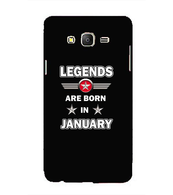 Legends Customised Back Cover for Samsung Galaxy On5 and On5 Pro