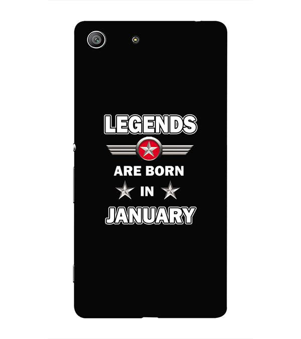 Legends Customised Back Cover for Sony Xperia Z3