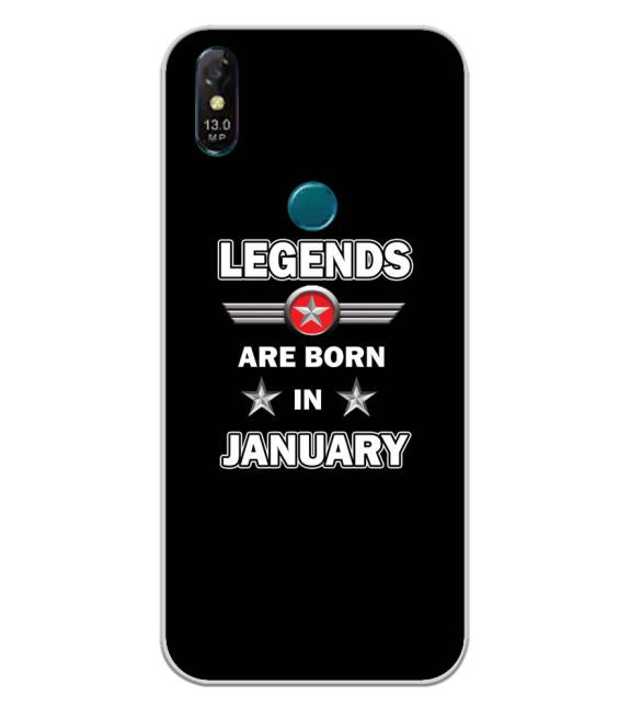 Legends Customised Back Cover for Coolpad Cool 3 Plus-Image3