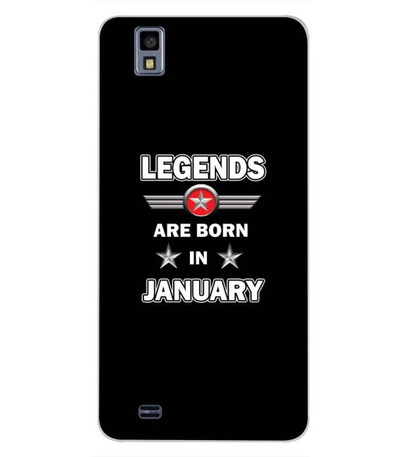 Legends Customised Back Cover for Gionee Pioneer P2M-Image3