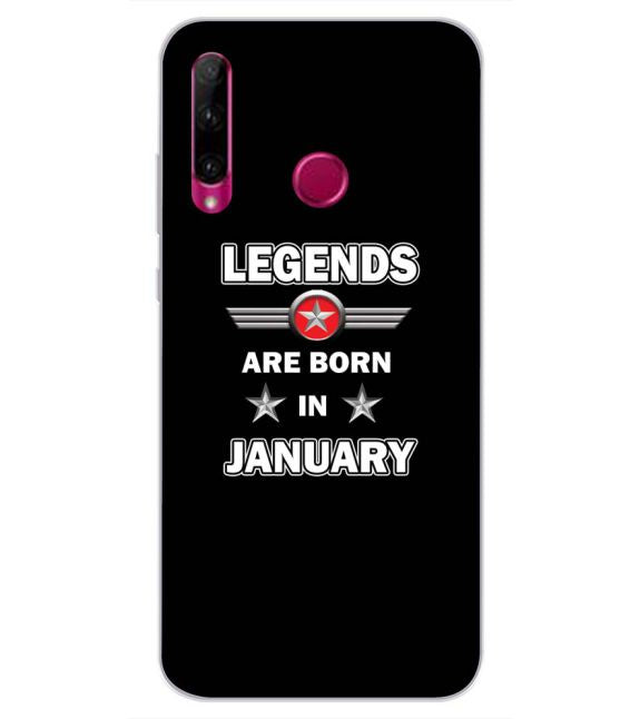 Legends Customised Back Cover for Honor 20i-Image3