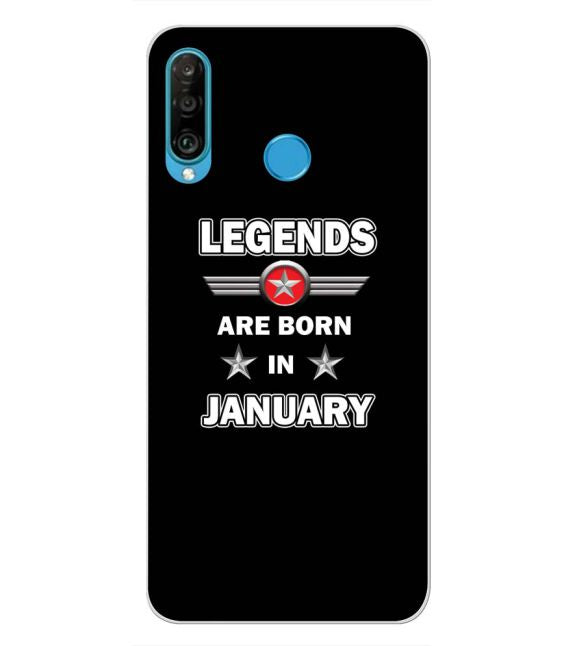 Legends Customised Back Cover for Huawei P30 lite-Image3