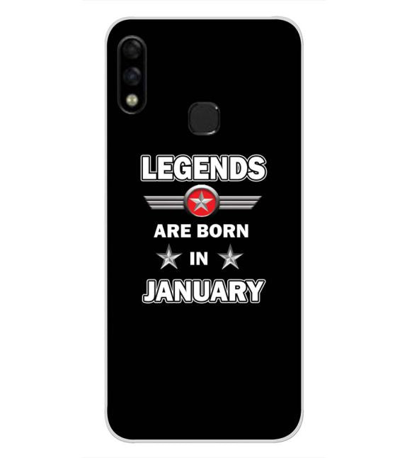 Legends Customised Back Cover for Infinix Hot 7 Pro-Image3