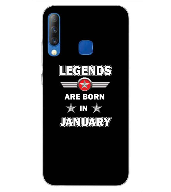 Legends Customised Back Cover for Infinix S4-Image3