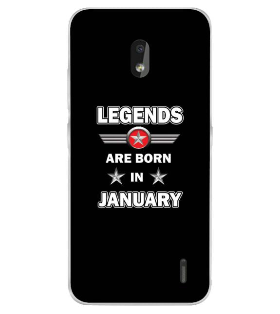 Legends Customised Back Cover for Nokia 2.2-Image3
