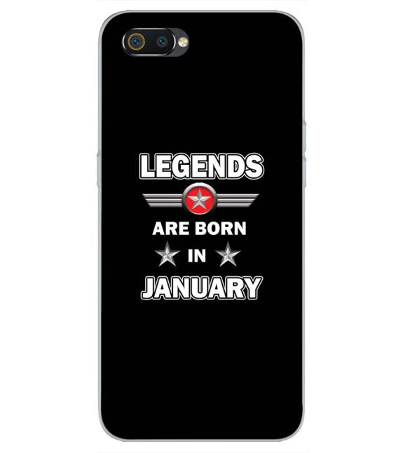 Legends Customised Back Cover for Realme C2-Image3