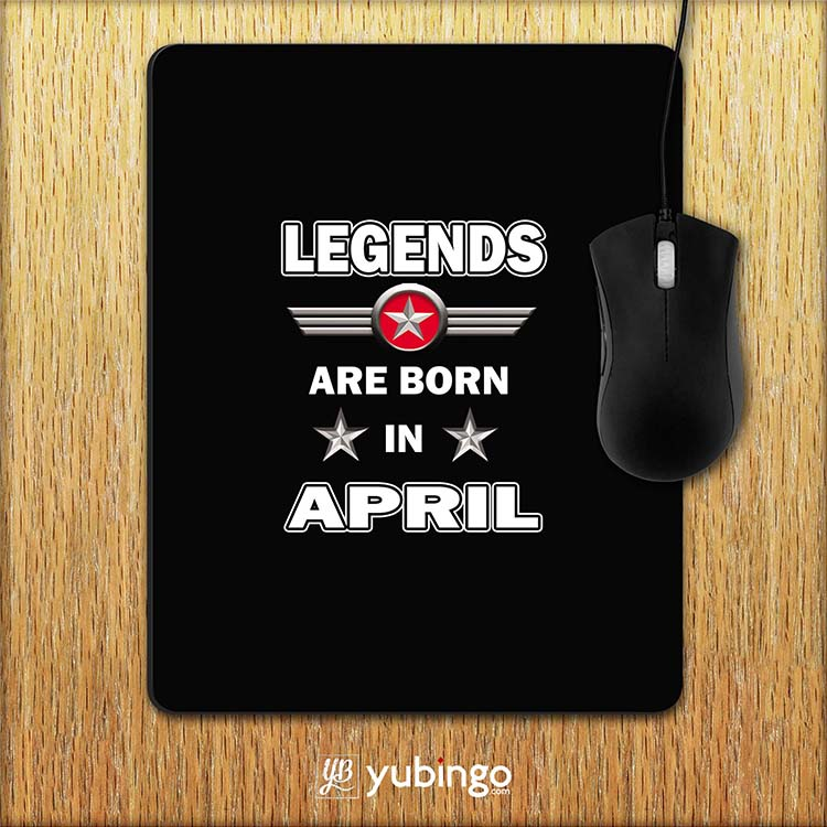 Legends Customised Mouse Pad