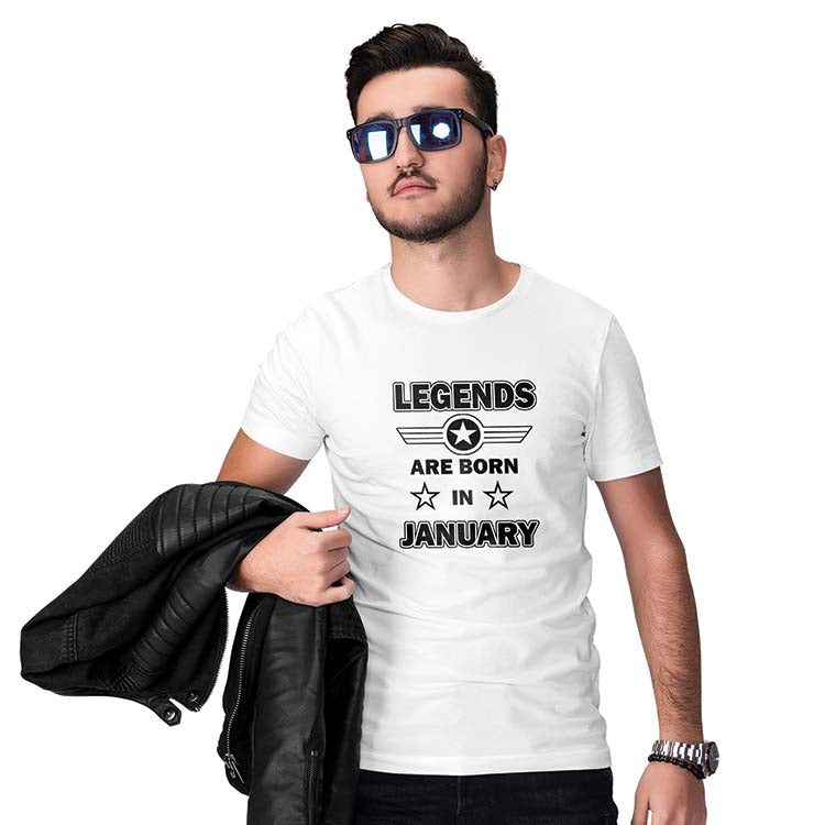 Legends Customised Men T-Shirt