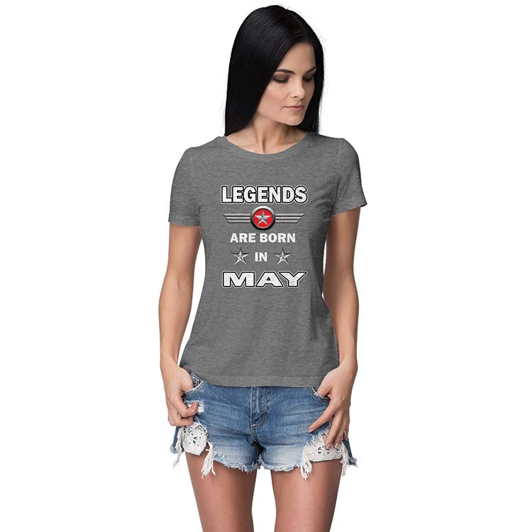 Legends Customised Women T-Shirt