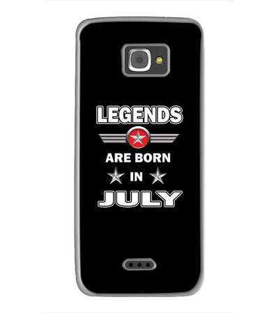 Legends Customised Back Cover for InFocus M350-Image3
